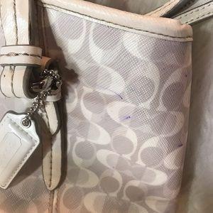 Coach Bags - Authentic Coach tote bag